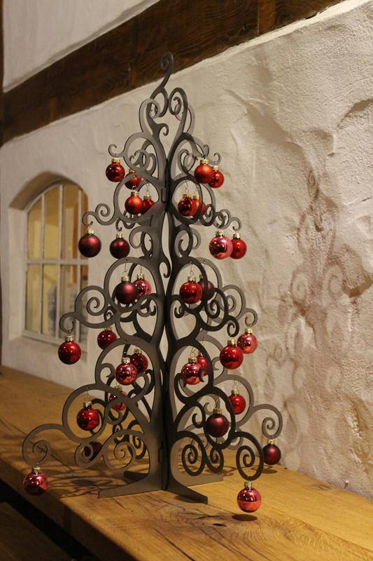 Weihnachtsbaum nadelfrei